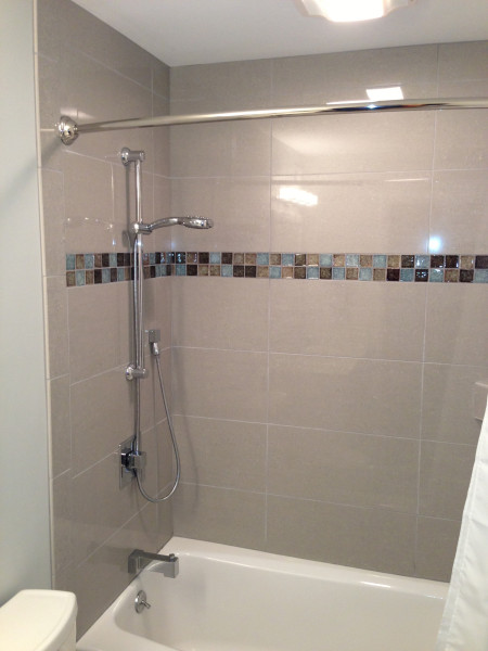 Tile instalation & bathroom renovation
