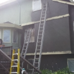 Exterior of Home Painting