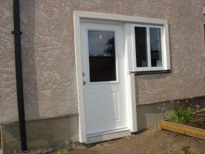 Suite Door & Window installation.