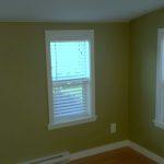 Window installation.