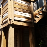Exterior Stair Decking